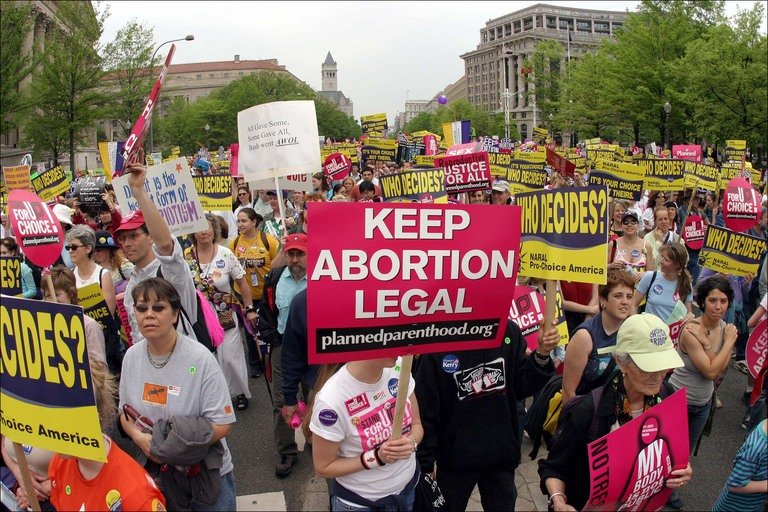 My Abortion Story… A VERY personal decision – NOT a political debate!