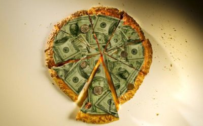 Scarcity & Survival: Fighting for MY Piece of the Pie!